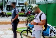 Photo of #Brasil: Capitão da Polícia Militar se recusa a usar máscara em abordagem e recebe multa de R$300 em Santos