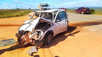 Photo of #Chapada: Três pessoas ficam feridas em acidente veicular na BA-142, trecho do município de Ibicoara