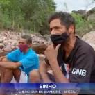 guia em reportagem de TV Francesa 2
