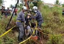 Photo of #Bahia: Adolescente que caiu em poço de 22 metros de profundidade é resgatado em zona rural de Irará