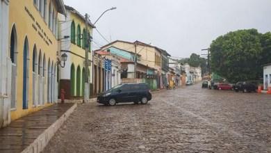 """Photo of #Chapada: Chuva em Lençóis cai quase o dobro do esperado para abril na madrugada; """"Acabou o pesadelo do fogo"""""""