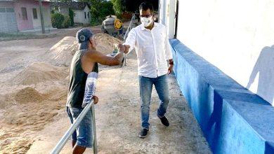 Photo of #Chapada: Em agenda cheia, prefeito de Piatã visita obras do município e ouve demandas dos moradores