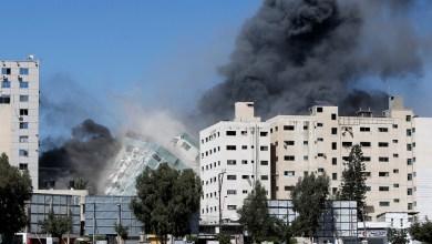 Photo of #Vídeo: Ataque israelense derruba prédio dos meios de comunicação Al Jazeera e Associated Press