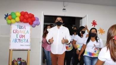 Photo of #Itaberaba: Prefeito Ricardo Mascarenhas entrega escola da Concic à comunidade, que agradece e cobra mais investimentos no bairro