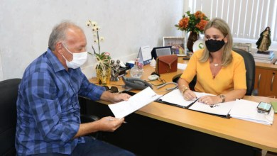 Photo of #Chapada: Deputada estadual do PSD viabiliza equipamentos de saúde para o município de Iraquara