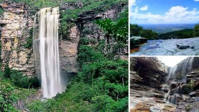 Photo of #Chapada: Cachoeira do Ramalho é uma das mais belas da região e tem duas opções de trilhas de média dificuldade
