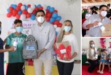 Photo of #Chapada: Com recursos próprios, prefeitura de Itaberaba entrega kit escolar para estudantes da rede municipal