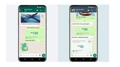 Photo of #Brasil: WhatsApp começa a permitir envio de dinheiro para pessoas; confira aqui o novo serviço