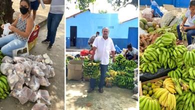 Photo of #Chapada: PAA Emergencial beneficia 150 famílias todas as semanas em Nova Redenção durante pandemia