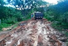 Photo of #Chapada: Morador denuncia estrada intransitável há mais de duas semanas no município de Jacobina