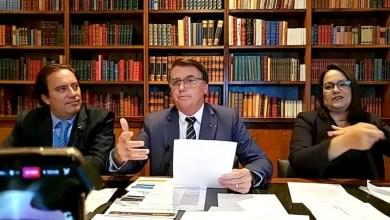 """Photo of #Vídeo: Bolsonaro chama o Brasil de """"republiqueta"""" e diz que """"sem voto impresso, não tem eleição em 2022"""""""