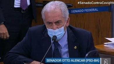 """Photo of #Vídeo: """"Não poderia ser ministro da Saúde, não sabe nada"""", diz o senador Otto ao ex-ministro Pazuello"""