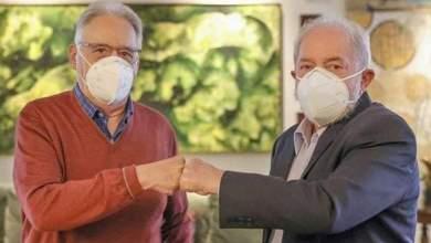 """Photo of #Áudio: Depois das trocas de elogios pela imprensa, Lula e FHC almoçam e discutem """"descaso do governo Bolsonaro"""""""