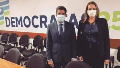 Photo of #Bahia: Prefeita de Conquista diz que fica no DEM e que seu candidato a governador em 2022 é ACM Neto