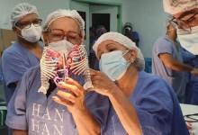 Photo of #Bahia: Pela primeira vez, equipe 100% baiana realiza cirurgia para separação de gêmeos siameses