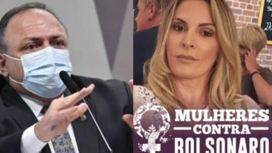"""Photo of #Polêmica: Ex de Pazuello, Andrea Barbosa afirma que """"na crise de oxigênio de Manaus ele disse que por ele só comprava saco preto"""""""
