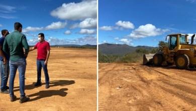 Photo of #Chapada: Prefeitura de Rio de Contas executa recuperação do aeródromo sem manutenção há mais de 30 anos