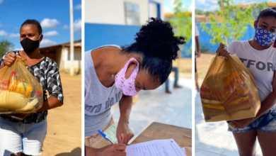 Photo of #Chapada: Famílias em vulnerabilidade recebem cestas básicas de ação realizada pela prefeitura de Boa Vista Do Tupim