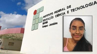 Photo of #Chapada: Estudante do Ifba de Jacobina é aprovada em projeto de inverno de universidade paulista