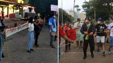 Photo of #Chapada: Vale do Capão e Jacobina vão às ruas contra o governo Bolsonaro e seguem movimento que aconteceu em todo o país