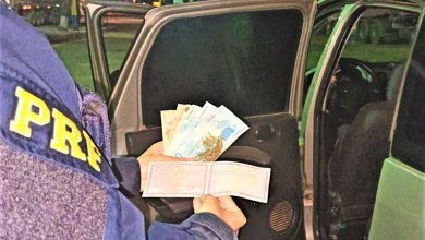 Photo of #Chapada: Inabilitado, motorista oferece R$200 para não ser fiscalizado e acaba preso em Itaberaba; foram encontrados dinheiro, drogas e CNH falsa na ação