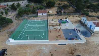 Photo of #Chapada: Comunidade rural de Umburanas é beneficiada com construção de praça e quadra esportiva