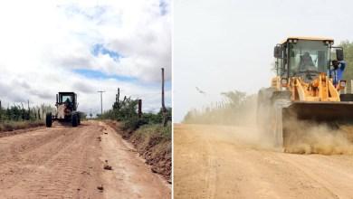 Photo of #Chapada: Prefeitura de Itaberaba já recuperou mais de 255 quilômetros de estradas vicinais em pouco mais de um mês