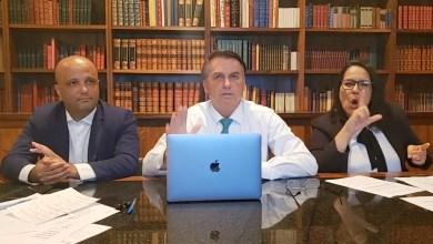 Photo of #Vídeo: Bolsonaro relaciona direito de ter arma à sua ideia de flexibilizar uso de máscaras