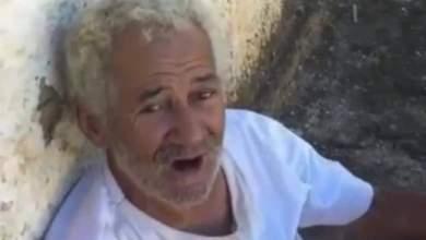 Photo of #Chapada: Morador da região chapadeira, homem vive atualmente nas ruas de Minas Gerais; veja o vídeo