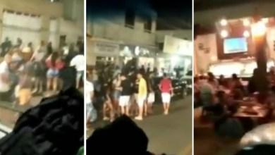 """Photo of #Vídeo: Internauta registra aglomeração em Livramento de Nossa Senhora; """"Corona acabou"""""""