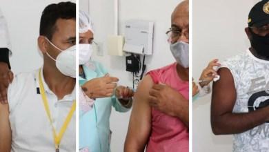 Photo of #Chapada: Com nova remessa de vacinas, Morro do Chapéu continua imunizando grupo com 35 anos ou mais; confira localidades