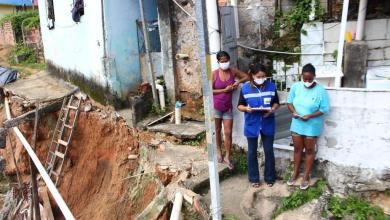Photo of #Salvador: Prefeitura atende famílias atingidas por desabamento de laje na região de São Marcos