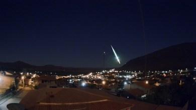 Photo of #Vídeo: Meteoros são registrados em cinco cidades da Chapada Diamantina por câmeras do 'Clima ao Vivo'; confira aqui