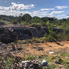 Reintegração de posse em Porto Seguro deixa, ao menos, 50 famílias sem onde morar - FOTO Divulgação