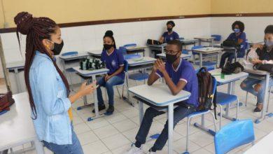 Photo of #Bahia: Estudantes se adaptam à nova rotina de aulas semipresenciais na rede estadual de ensino