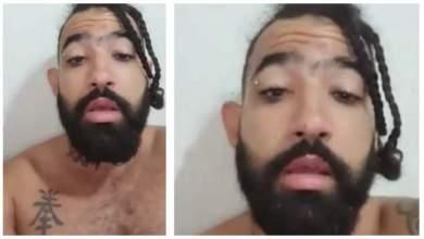 Photo of #Vídeo: Neto de prefeito que bateu cabeça da mulher na parede e desafiou policiais é preso em Jaguaripe