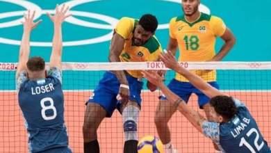 Photo of #Olimpíadas: Brasil impõe virada épica e bate Argentina no vôlei masculino durante torneio em Tóquio