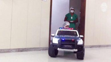 Photo of #Bahia: Hospital utiliza carro elétrico de brinquedo para transportar pacientes pediátricos ao centro cirúrgico