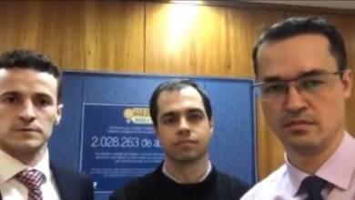 Photo of #Polêmica: Antes de Carlos Bolsonaro, 'Lava Jato' negociou 'Pegasus' para espionar Lula