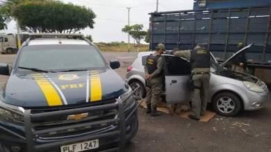 Photo of #Chapada: Veículo furtado em dezembro de 2020 é recuperado pela PRF em trecho do município de Itaberaba