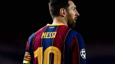 Photo of Barcelona anuncia que não renovará com Messi e diz que regulamento de LaLiga impediu permanência