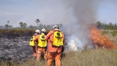 Photo of #Chapada: Combate a incêndio permanece em Lençóis; confira situação em outros locais da região
