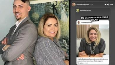 """Photo of #Brasil: Ex do presidente Bolsonaro, Ana Cristina Valle ironiza convocação; """"Me chamaram pra CPI do Lula?"""""""