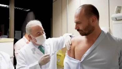 Photo of #Brasil: Filho do presidente, Eduardo Bolsonaro está com covid-19; parlamentar tomou apenas uma dose da vacina
