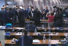 "Photo of #Vídeo: Senador Otto Alencar chama ministro da CGU de ""moleque"" ao defender Simone Tebet"