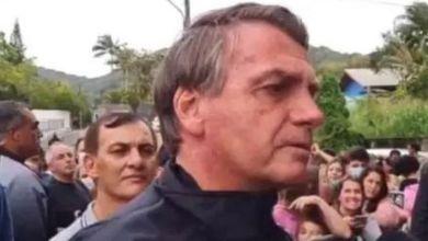 """Photo of #Polêmica: """"Pra que isso?"""", diz presidente Bolsonaro após alegar ter sido barrado em jogo do Santos e Grêmio por não estar vacinado"""