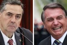 """Photo of #Brasil: Ministro Barroso define como """"absurda"""" fake news de Bolsonaro associando vacina à AIDS"""