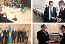 Photo of #Bahia: Rui Costa se reúne no Cazaquistão com ministros e agência de investimentos