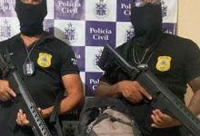 Photo of #Chapada: Quatro suspeitos de envolvimento em tentativa de homicídio são presos pela polícia no município de Mucugê