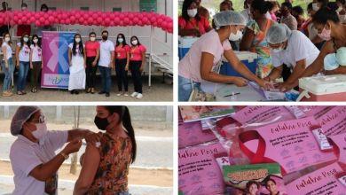 Photo of #Chapada: Boa Vista do Tupim realiza ações voltadas às mulheres em alusão ao 'Outubro Rosa'